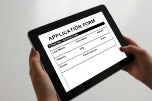 application. social security